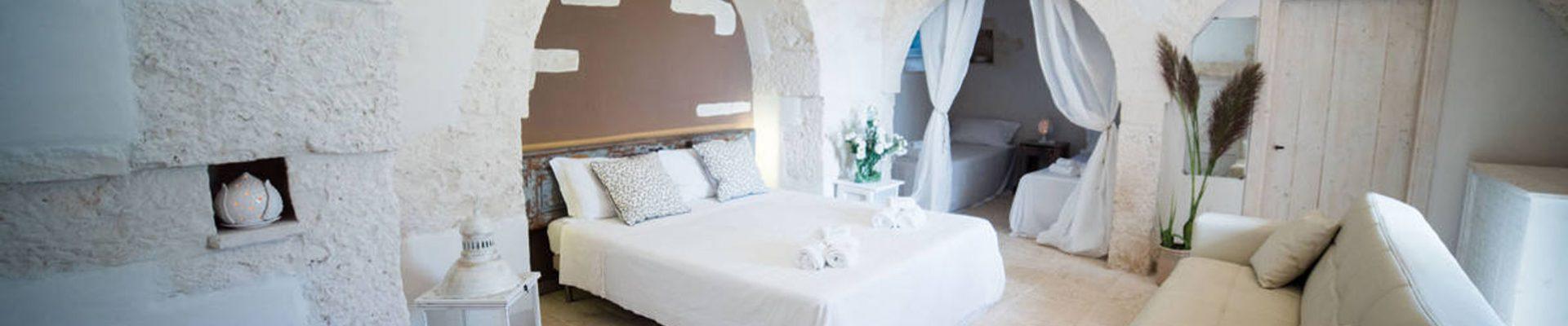 Dimora-Millepietre-camera matrimoniale